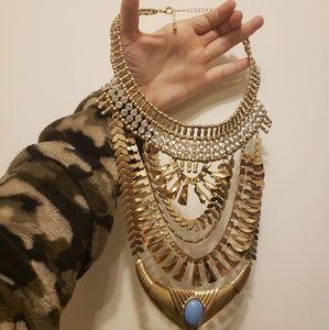 BoHo Statment necklace